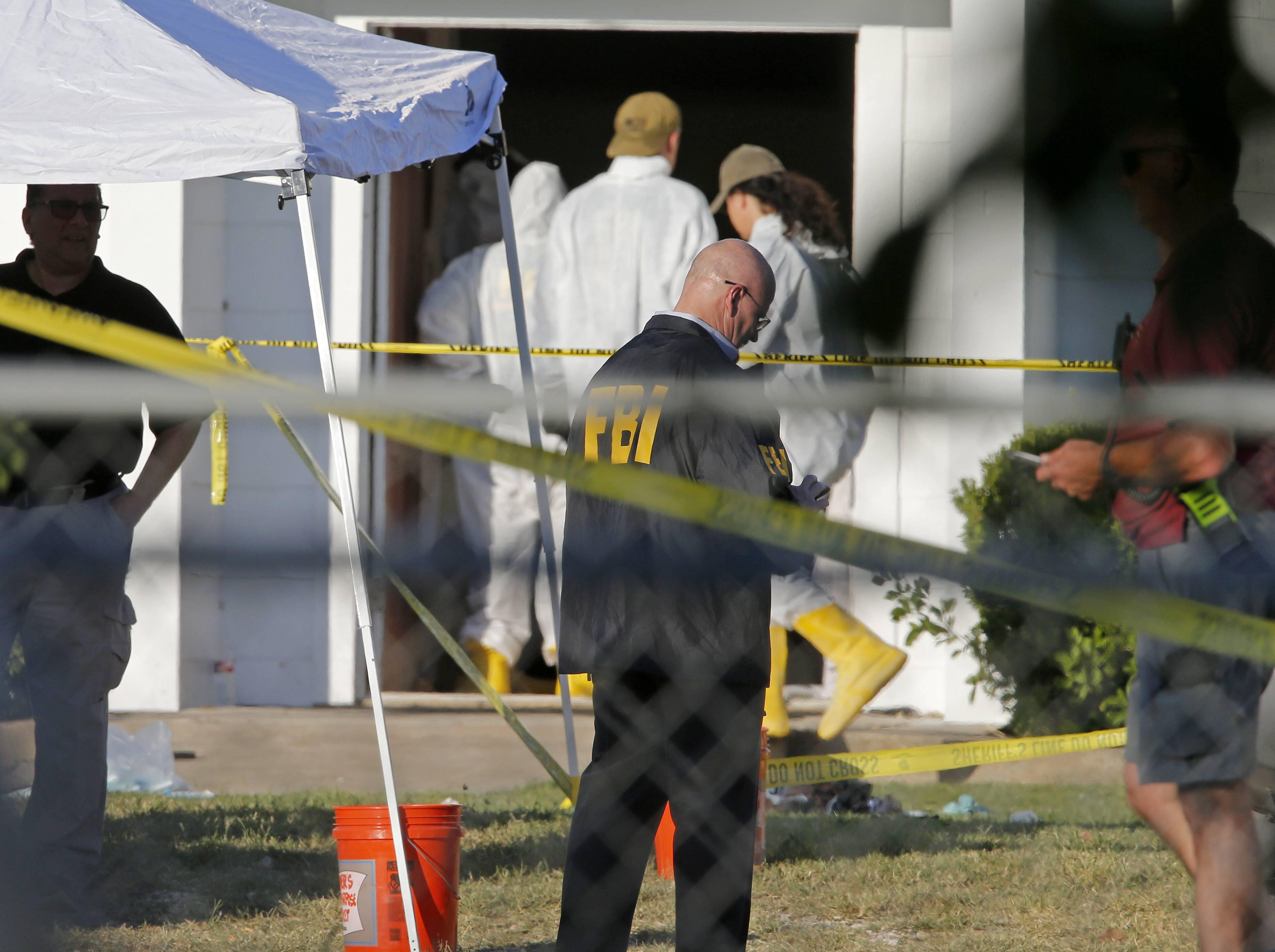 Bild zu Hangover News, Texas, Sutherland Springs, Carles Puigdemont