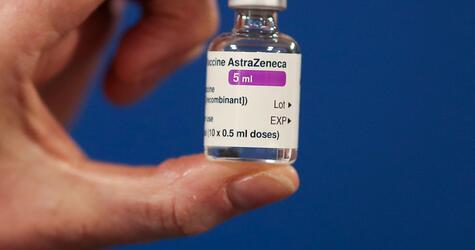 Impfstofffirma Astrazeneca