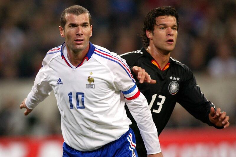 Bild zu Keine Chance gegen Zidane und Co.
