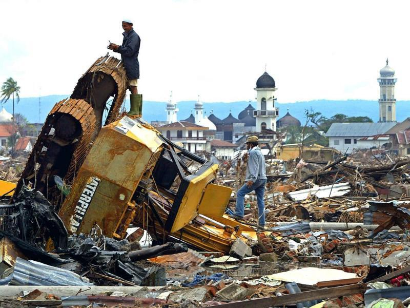Bild zu Banda Aceh im Januar 2005