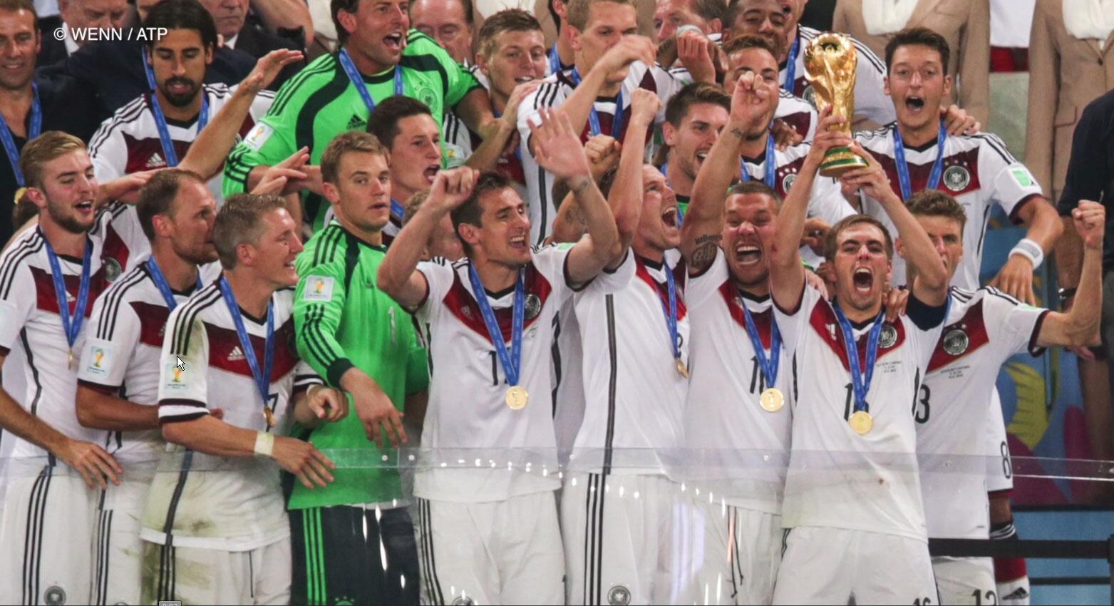 Bild zu WM-Titel 2014