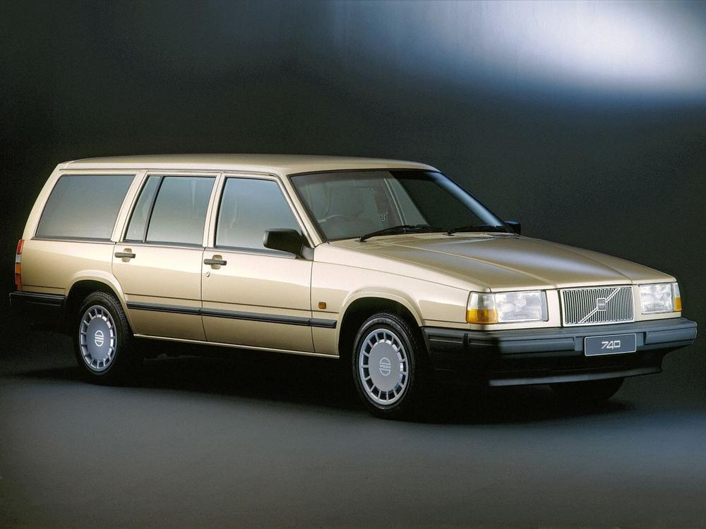 Bild zu Volvo 740