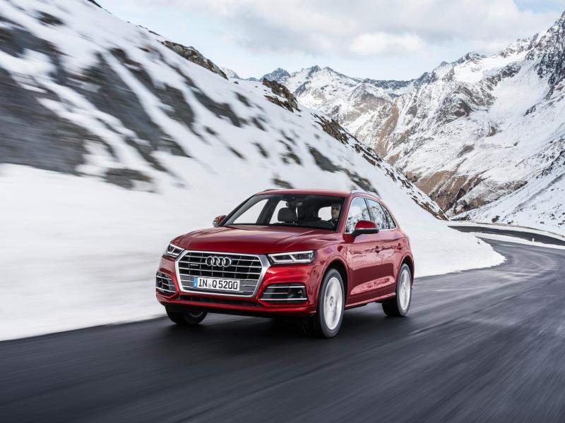 Bild zu Audi gilt als Allrad-Vorreiter