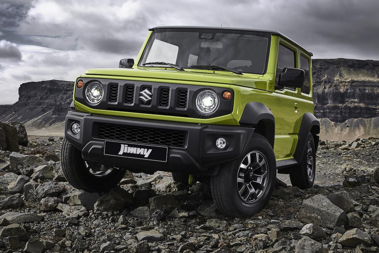 Bild zu Suzuki Jimny 2018