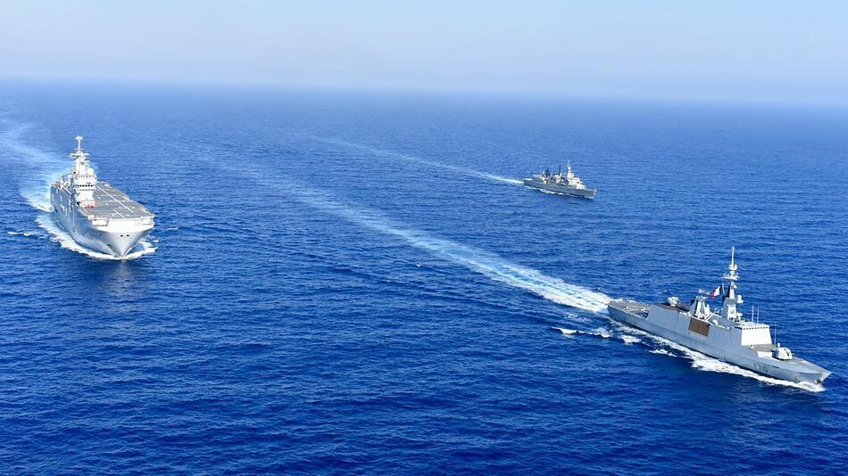 Streit um Erdgas im Mittelmeer dauert an