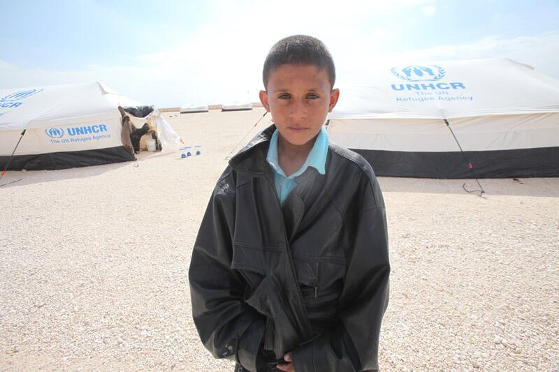 Bild zu Syrischer Junge
