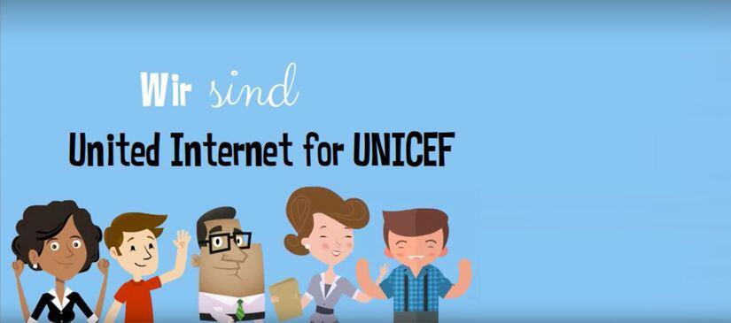 Bild zu Geburtstagsvideo United Internet for UNICEF