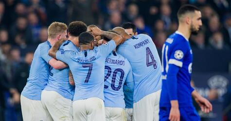 FC Schalke 04 - Manchester City