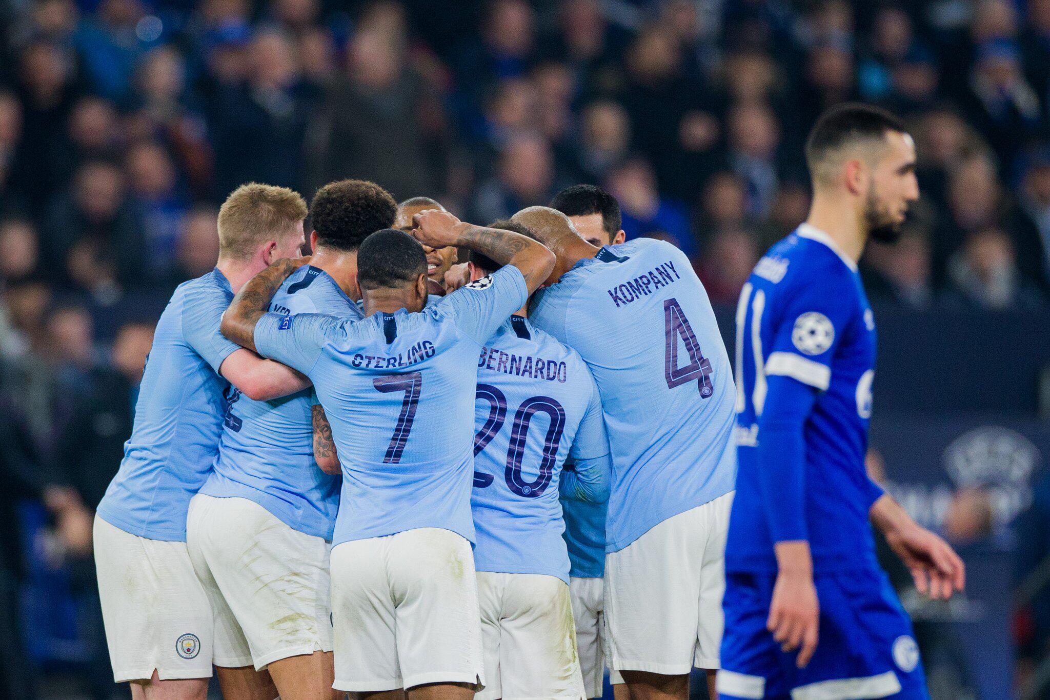Bild zu FC Schalke 04 - Manchester City