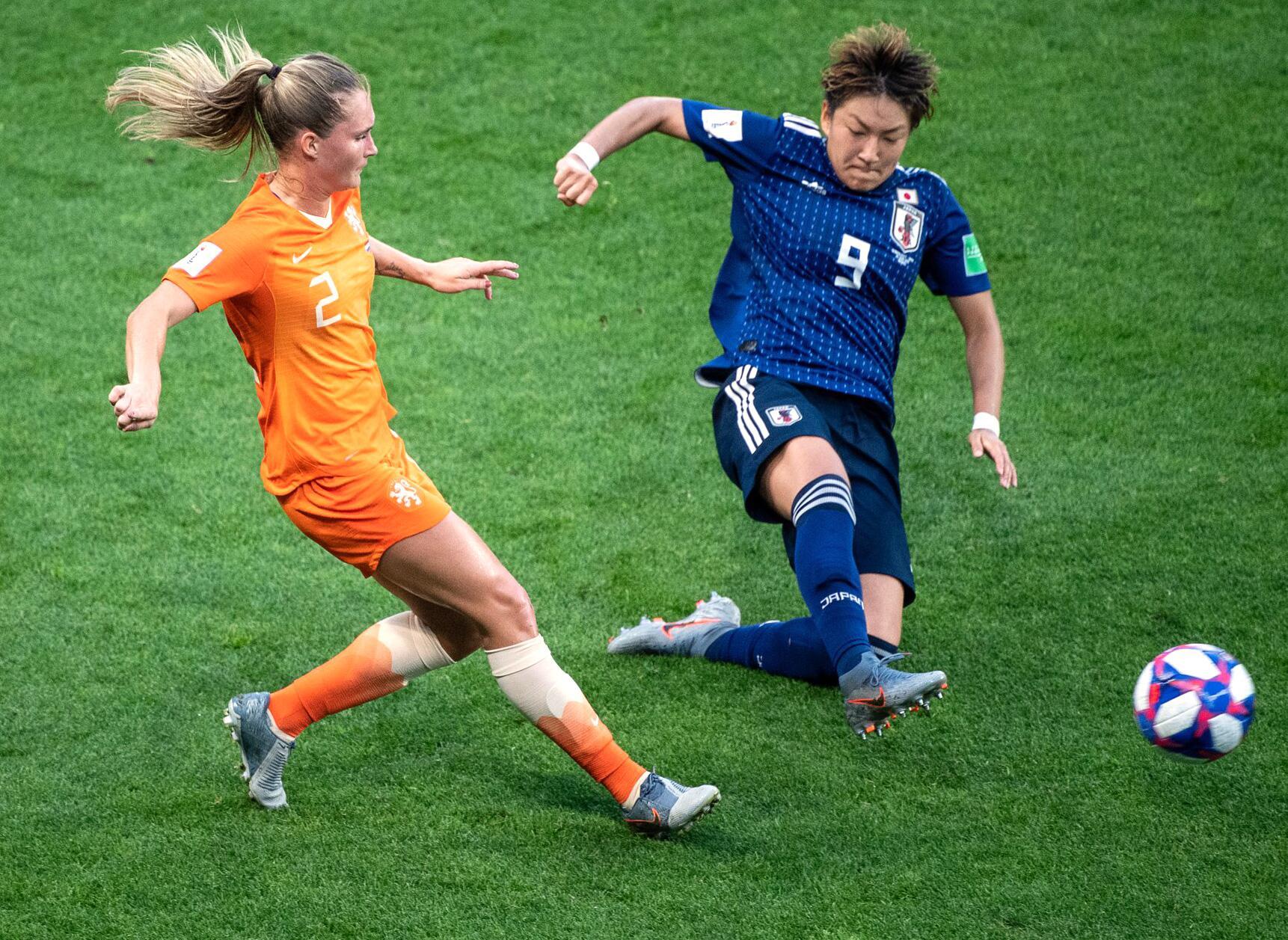 Bild zu Frauen-WM, Niederlande, Japan