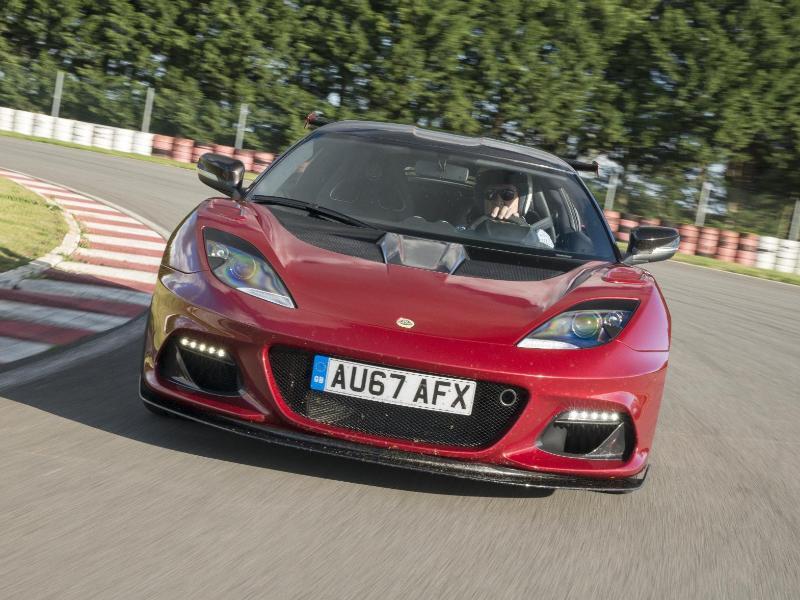 Bild zu Lotus Evora GT 430