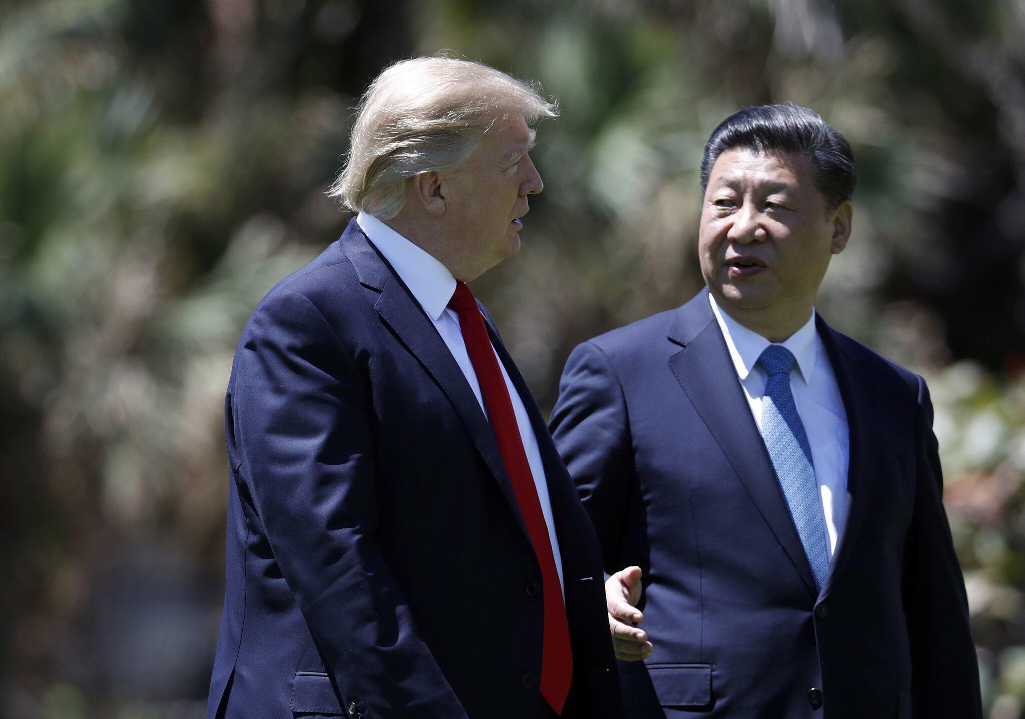 Bild zu Handelsstreit zwischen USA und China
