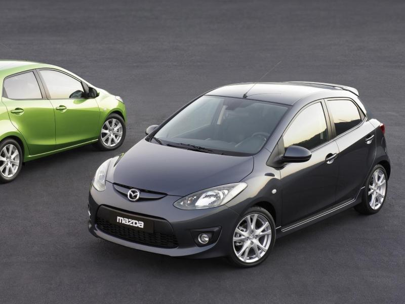 Bild zu Der Mazda2 als Gebrauchter