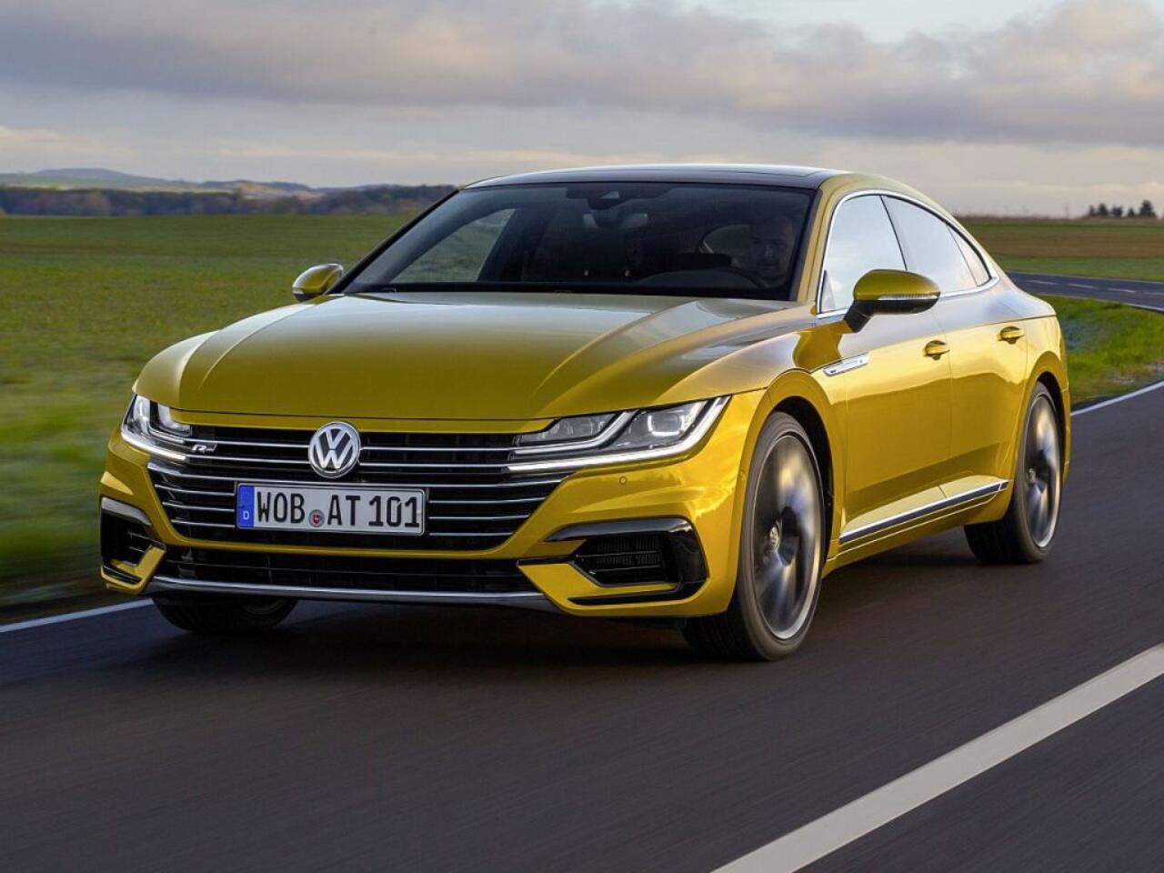 Bild zu VW Arteon Shooting Brake