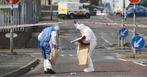 Journalistin in Nordirland erschossen