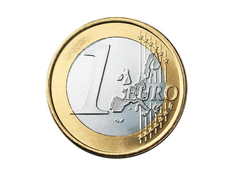 Bild zu Die Vorderseite der 1-Euro-Münze