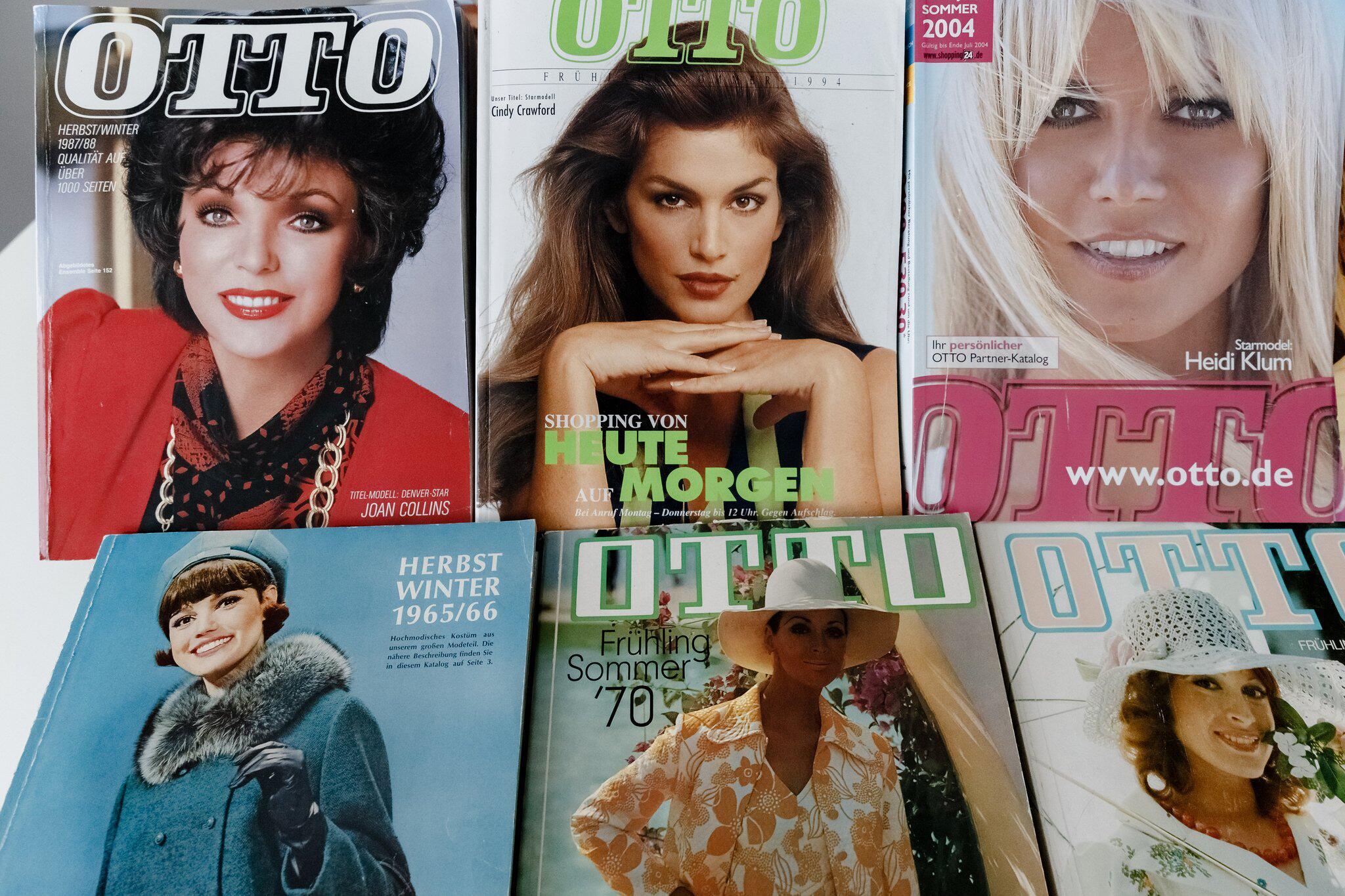 Bild zu Ende einer Ära - das Internet ersetzt den Otto-Katalog