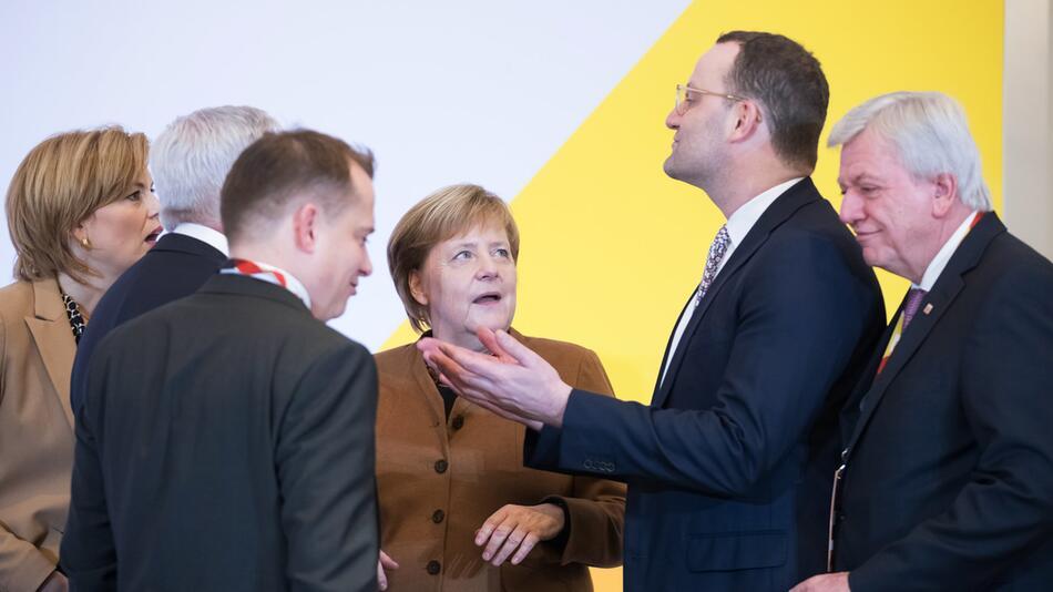 Vor dem CDU-Bundesparteitag