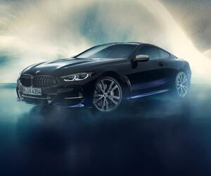 Unikat trifft Universum: BMW Individual M850i xDrive Coupé Night Sky