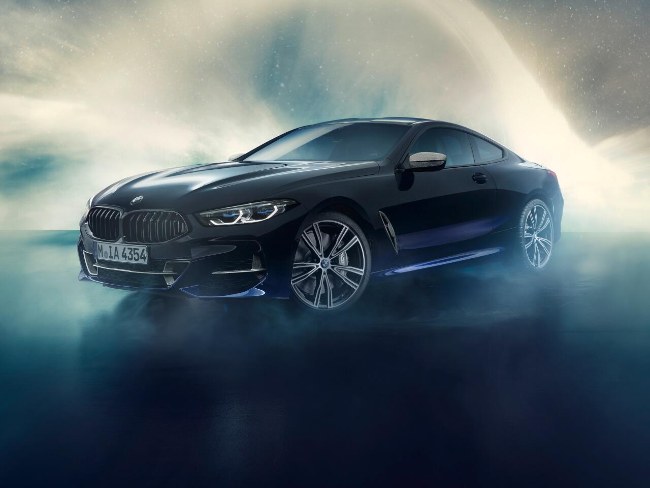 Bild zu Unikat trifft Universum: BMW Individual M850i xDrive Coupé Night Sky