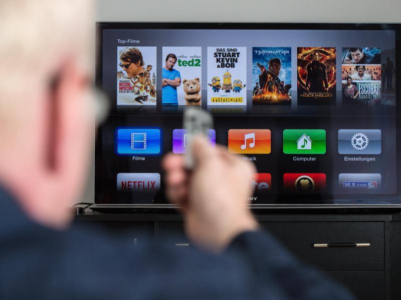 Bild zu Streamingboxen für den Fernseher