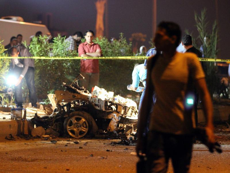 Bild zu Autobombe