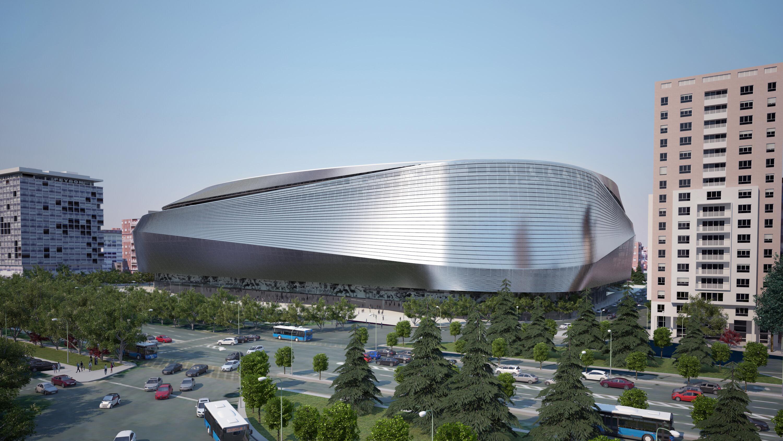 Bild zu Fußball Stadion, Real Madrid, Arena, Chelsea