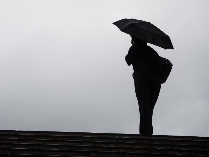 Bild zu Regenwetter