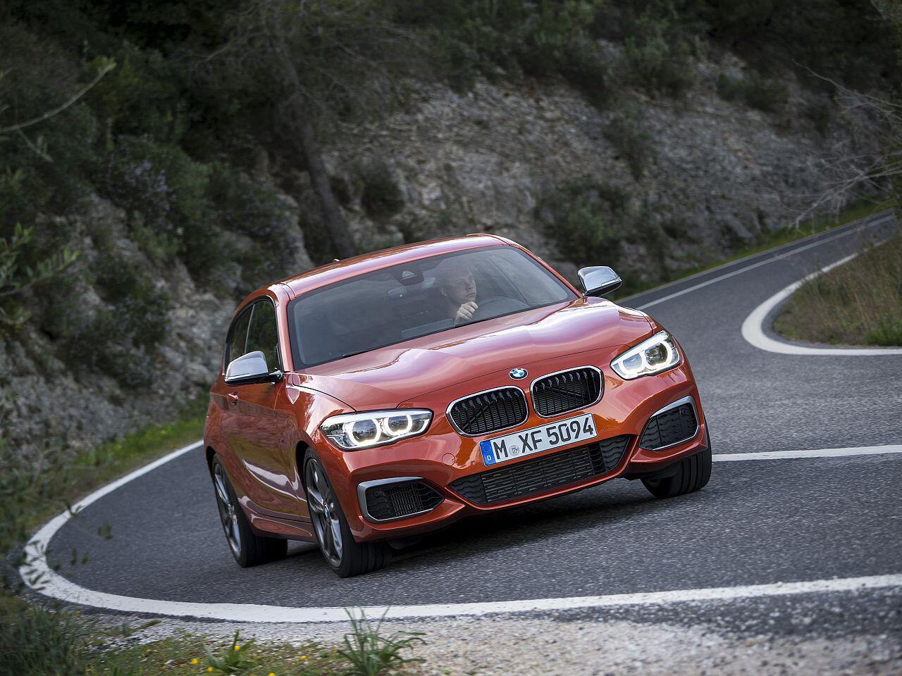 Bild zu Platz 7: BMW 1er