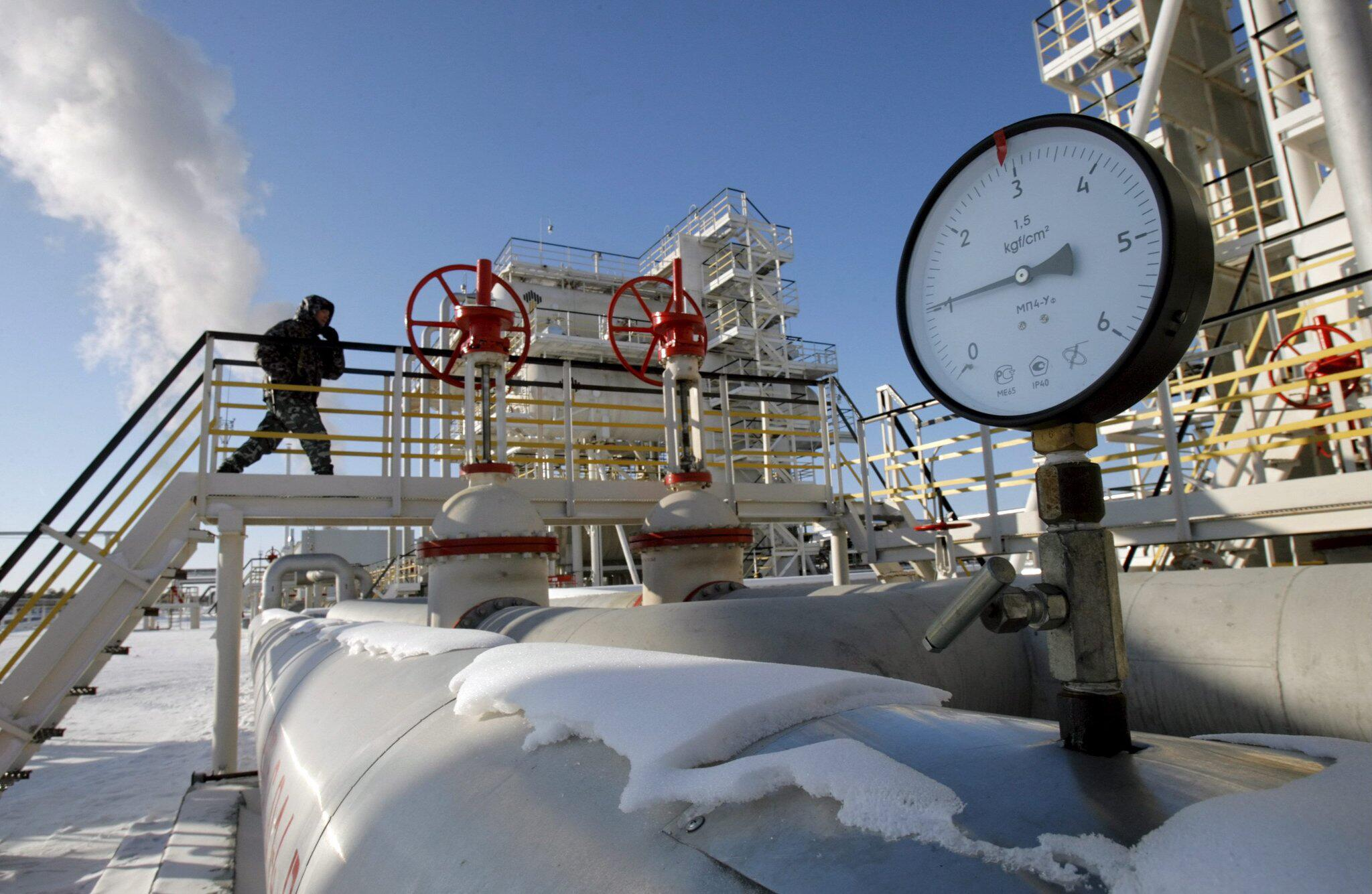 Bild zu Ölfeld in Russland