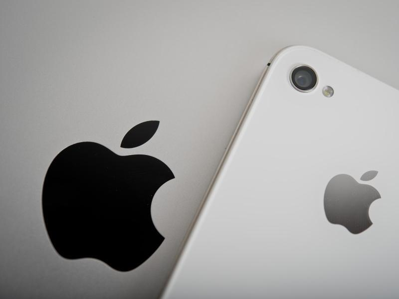 Bild zu Apples Kontrollzentrum