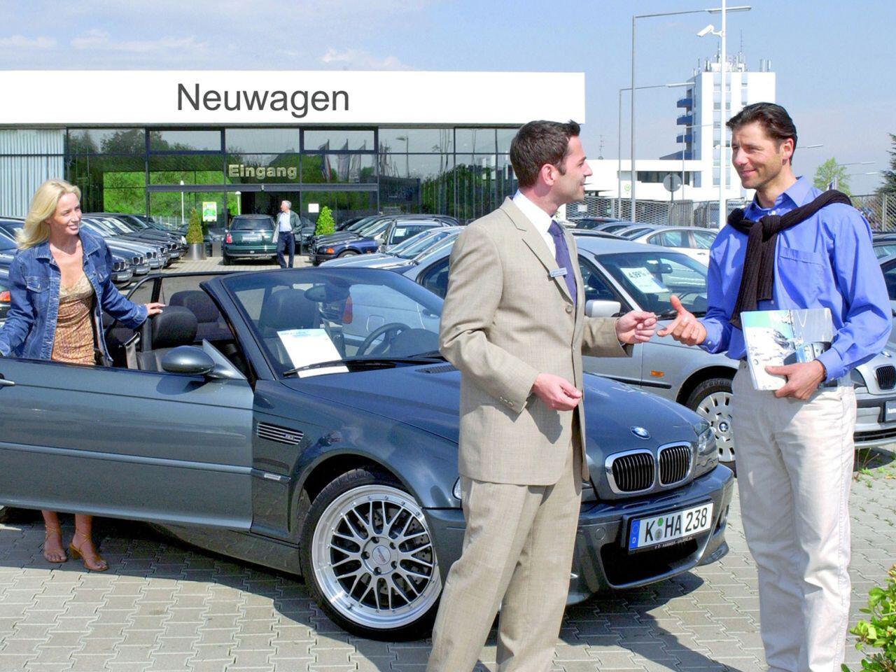 Bild zu Bei Mängeln an Ihrem Neuwagen stehen Ihnen zahlreiche Rechte zu