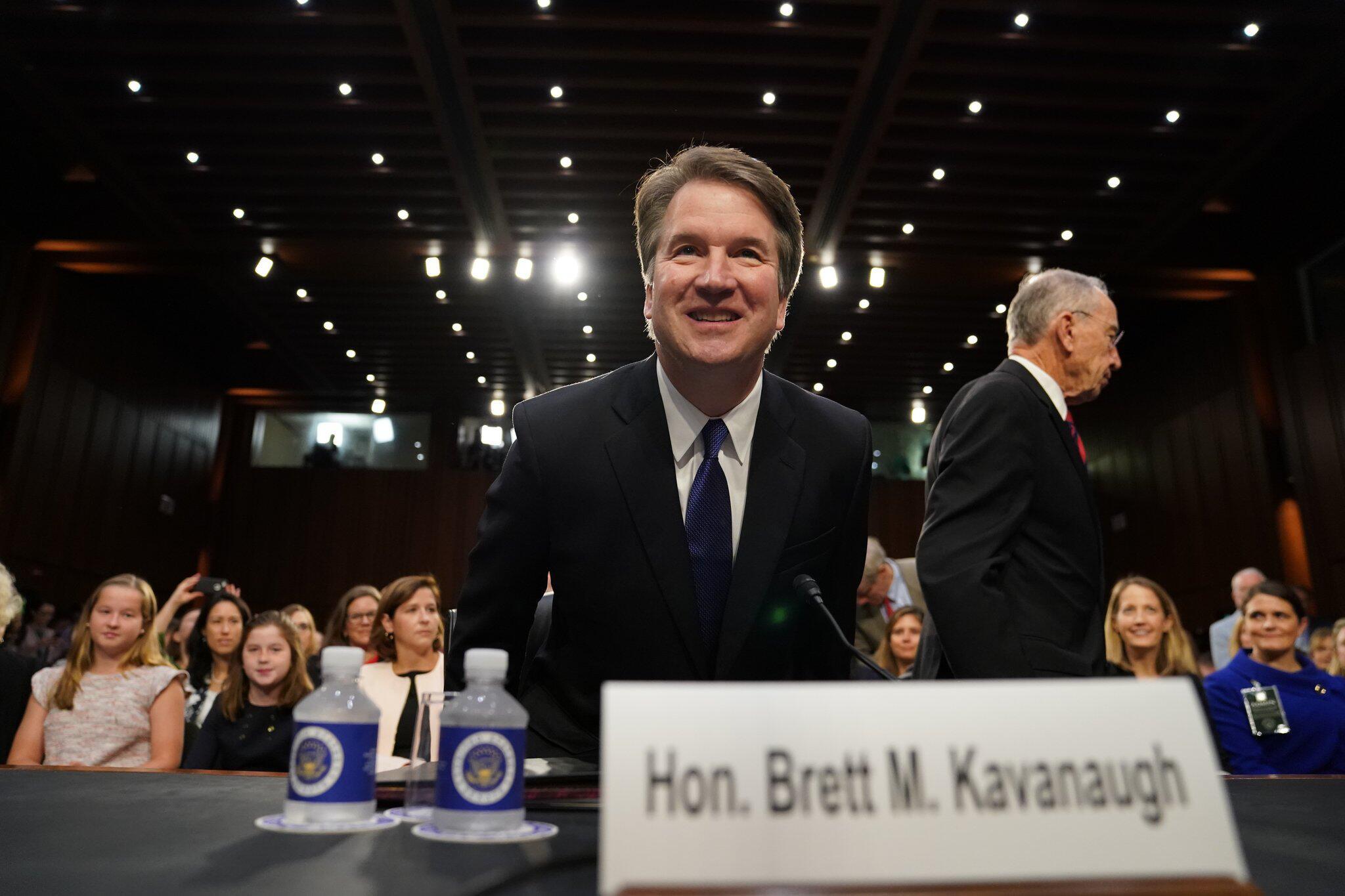 Bild zu Anhörung von Brett Kavanaugh