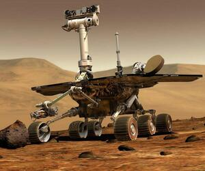 """Mars-Rover """"Opportunity"""""""