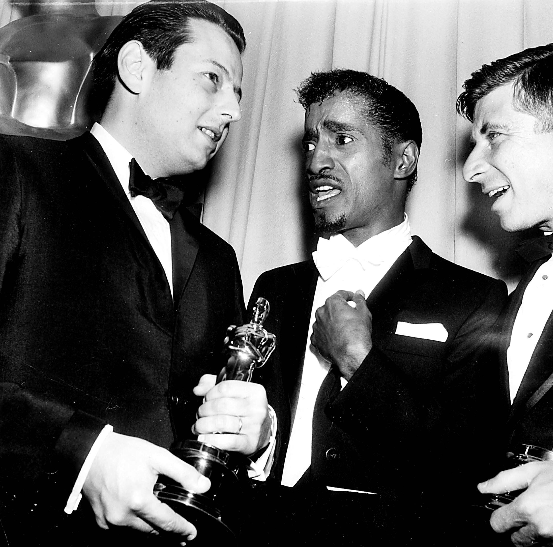 Bild zu Andre Previn, Sammy Davis Jr., Elmer Bernstein