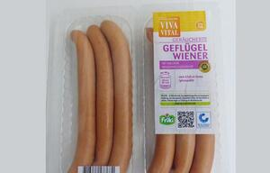 Rückruf für Geflügel-Wiener