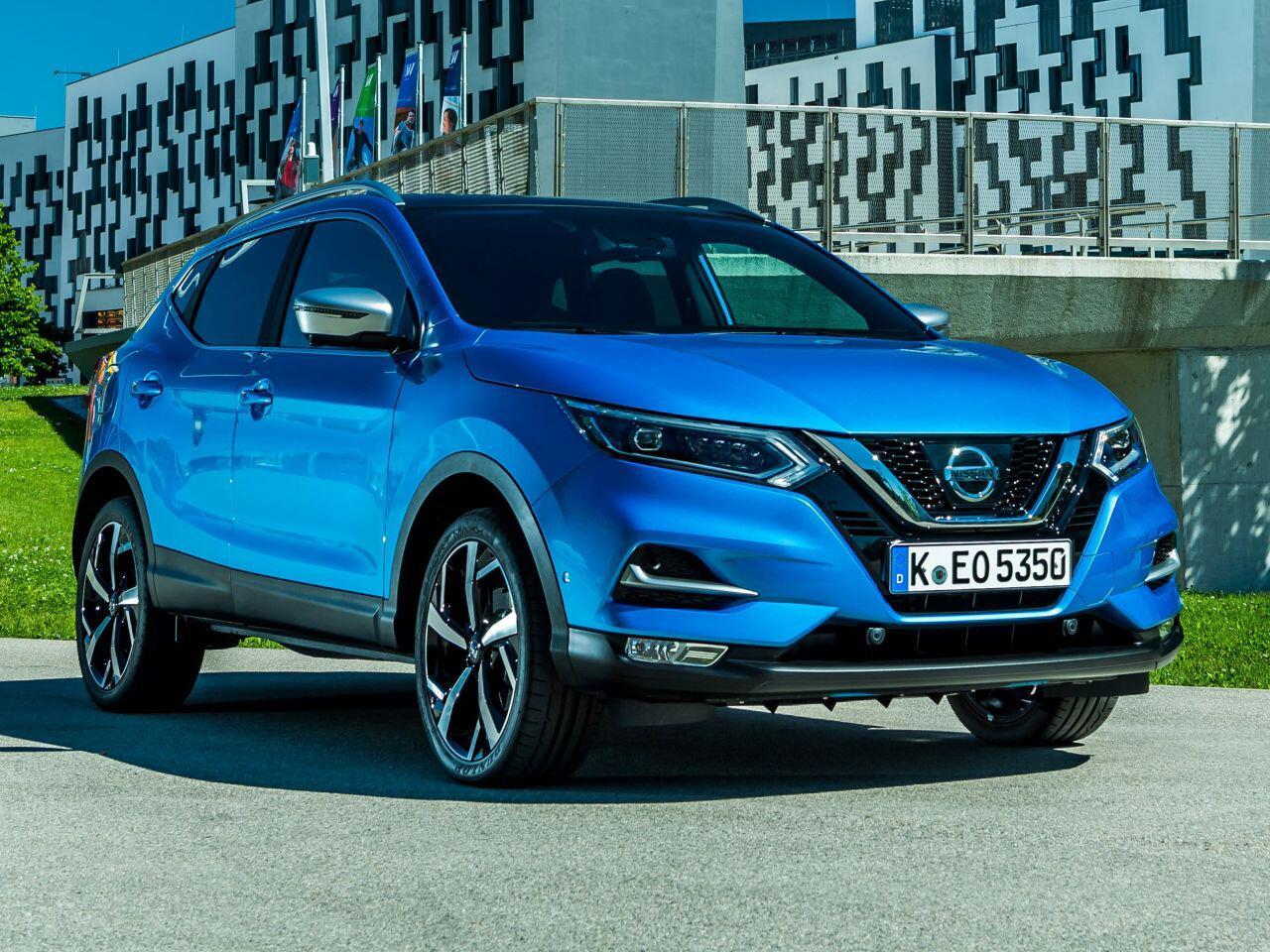 Bild zu Platz 12: Nissan Qashqai