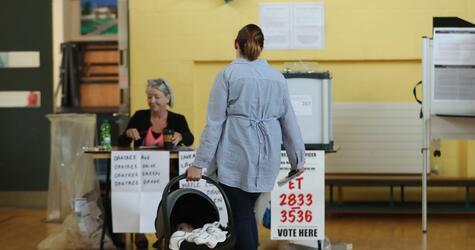 Referendum in Irland