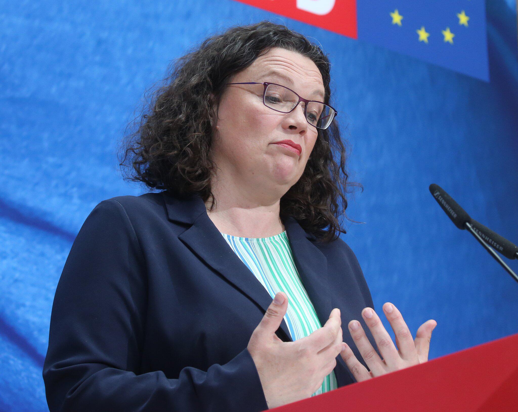 Bild zu After the European Election - Reactions SPD