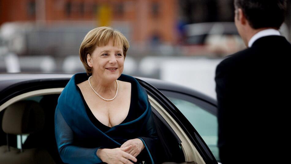 Angela Merkel in Oslo