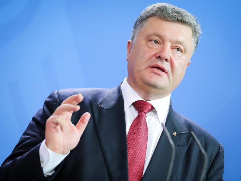 Bild zu Petro Poroschenko