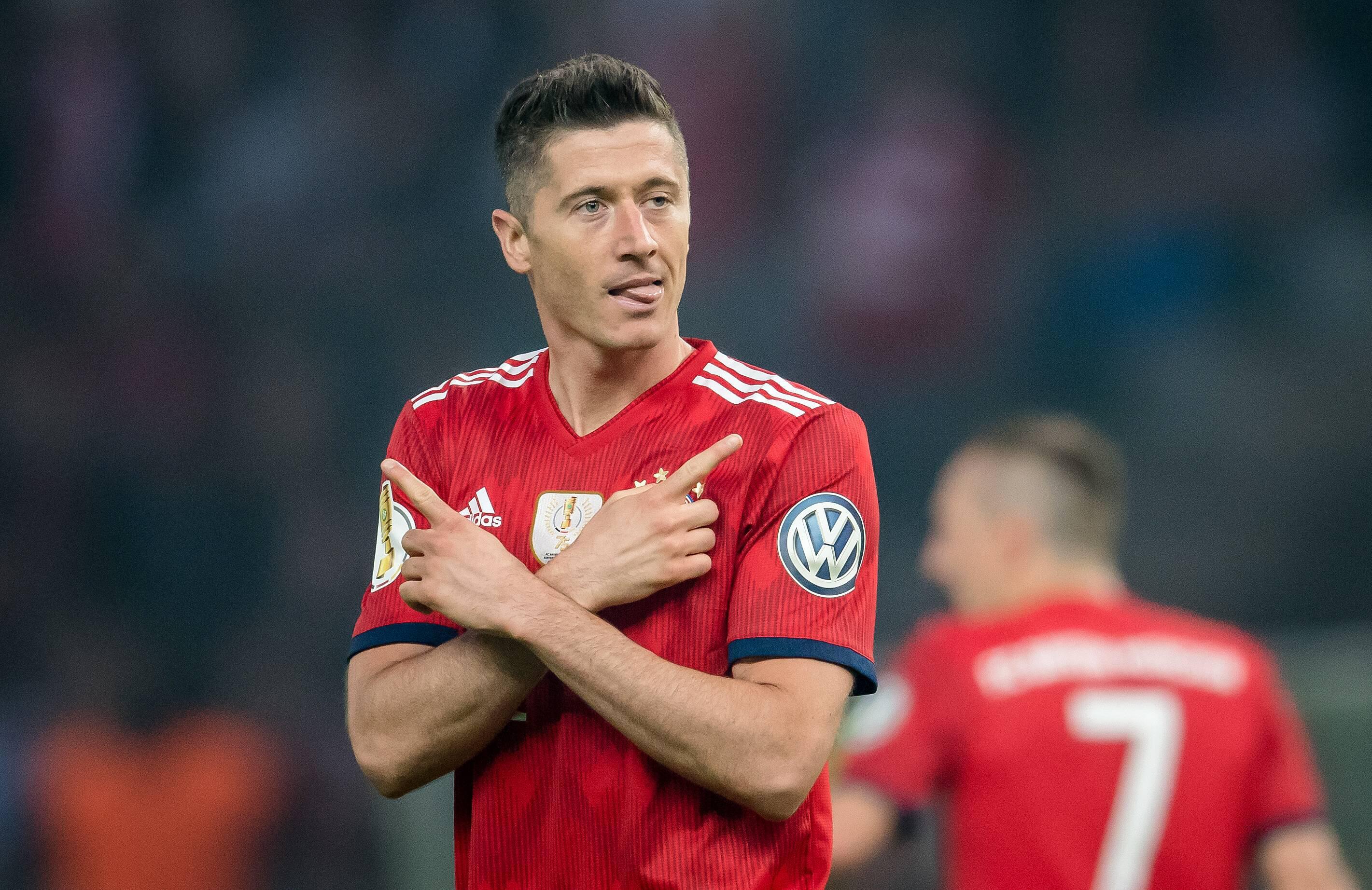 Bild zu Robert Lewandowski, FC Bayern München, Real Madrid