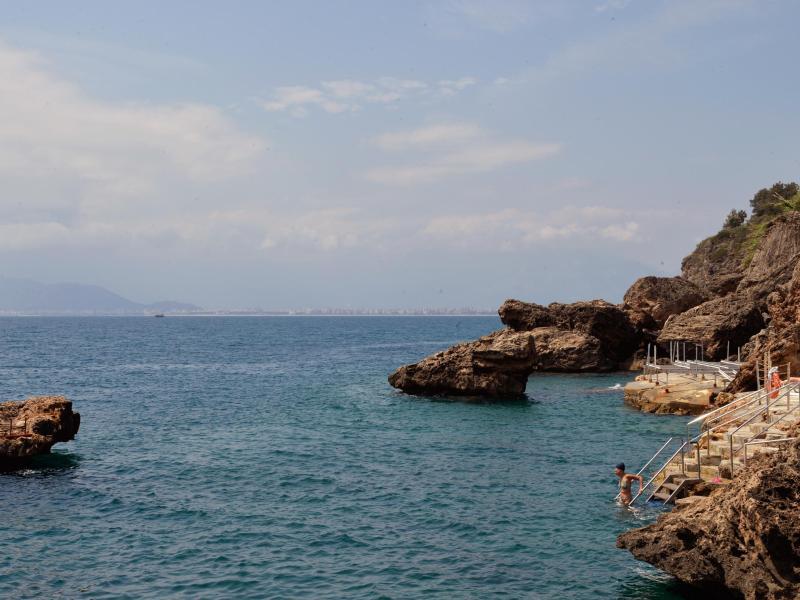 Bild zu Bucht in Antalya