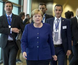 EU Sondertreffen in Brüssel
