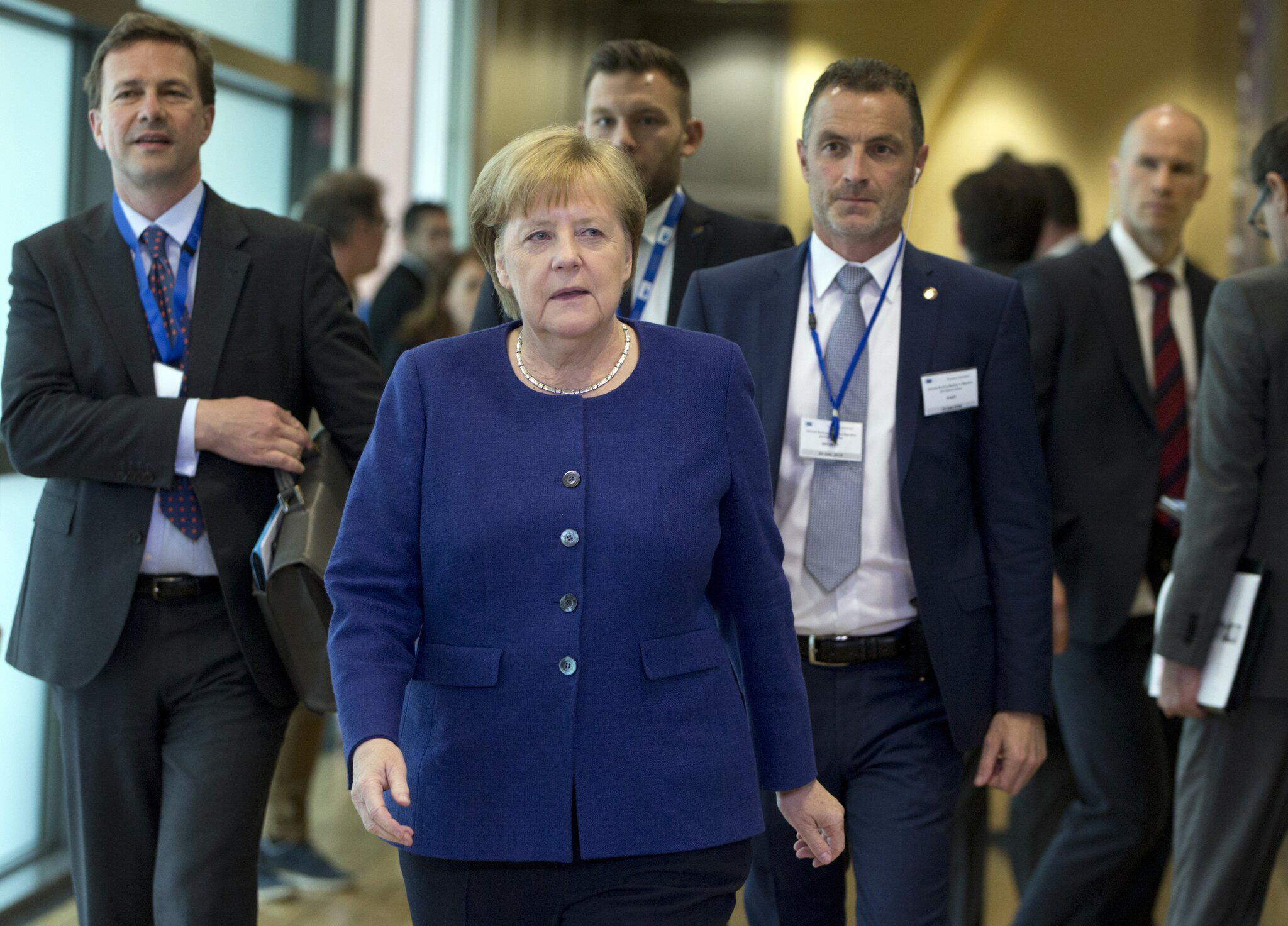 Bild zu EU Sondertreffen in Brüssel
