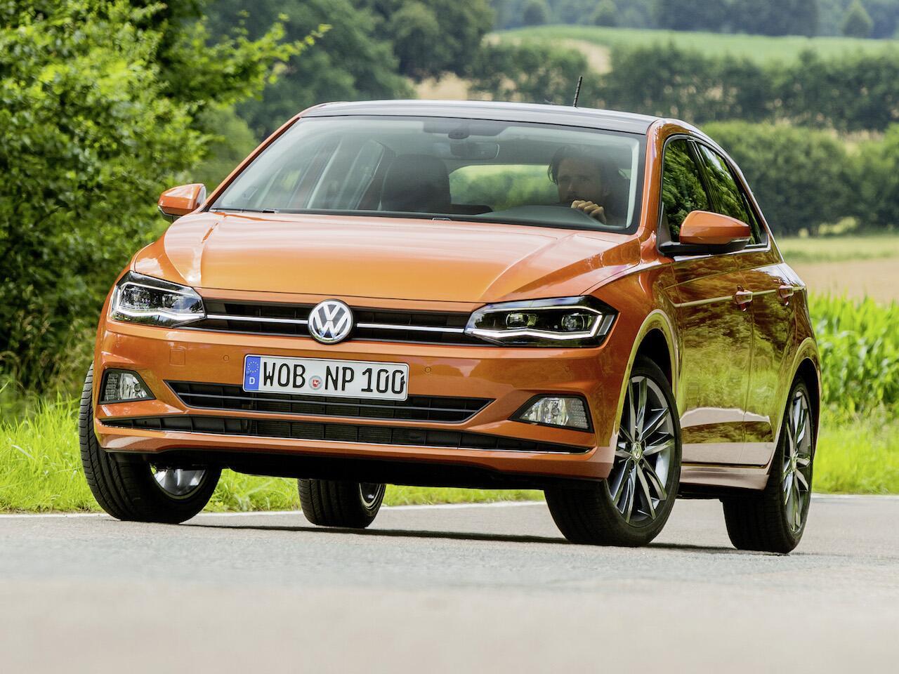 Bild zu Platz 9: VW Polo