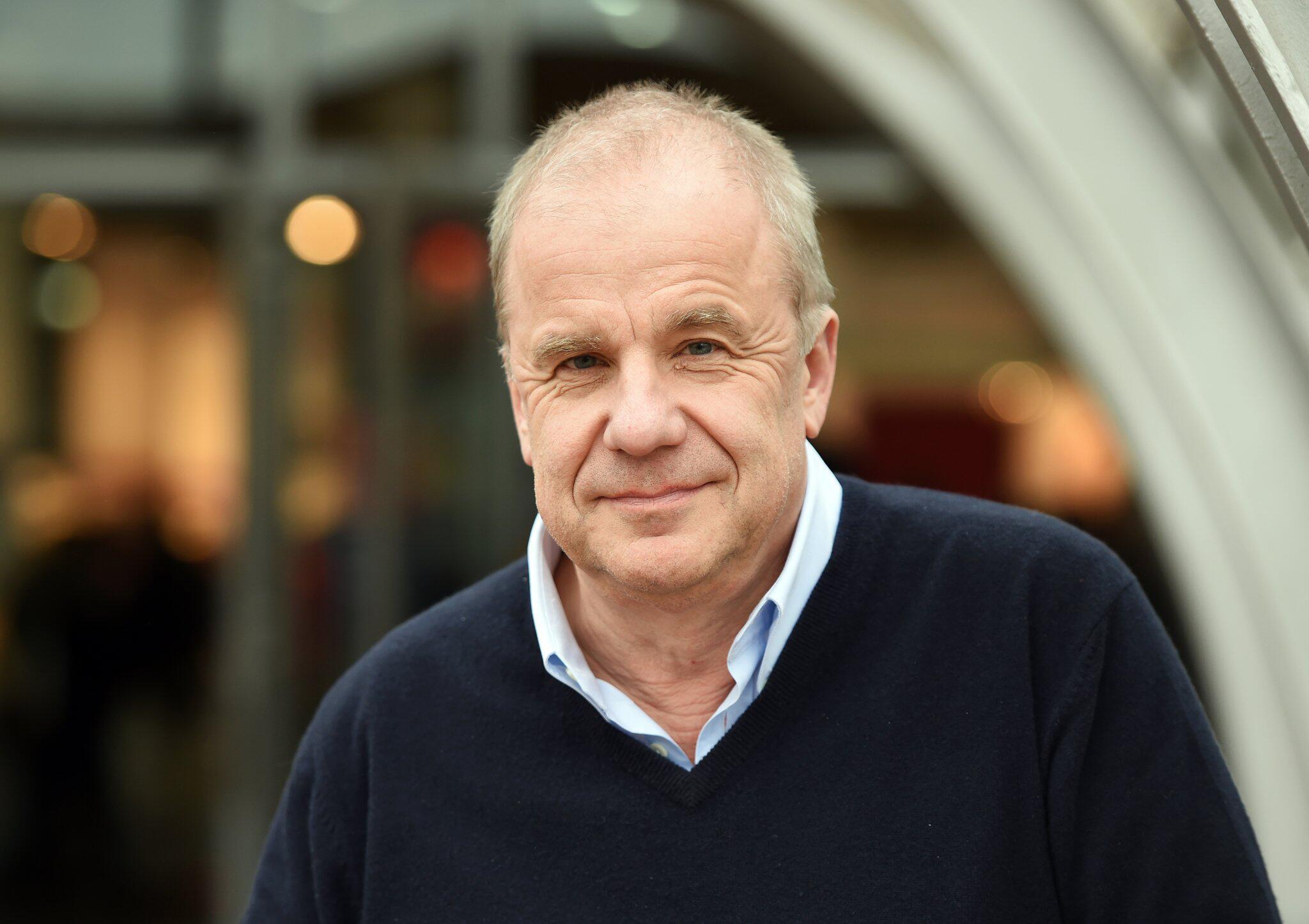 Bild zu NDR-Moderator Hubertus Meyer-Burckhardt hat Krebs