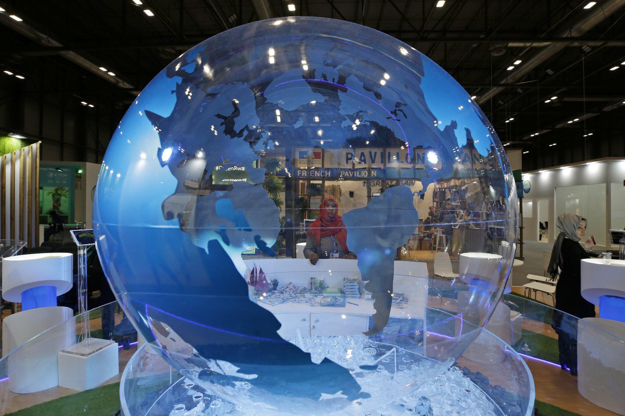 Bild zu 25. UN-Klimakonferenz in Madrid