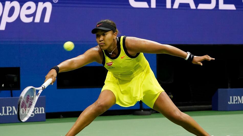 US Open, Naomi Osaka