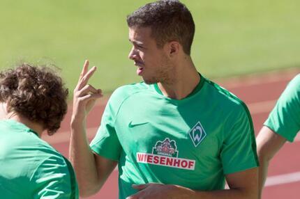 Werder-Stürmer